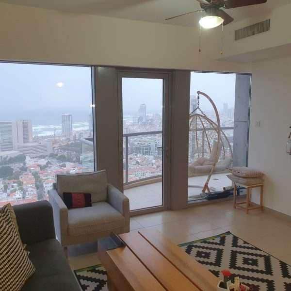 להשכרה דירת 3 חדרים אילת, נווה צדק, תל אביב- יפו
